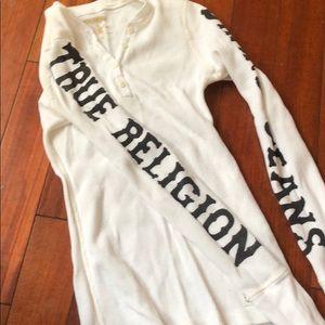 True Religion Tops - True Religion Long Sleeve Top Size 0